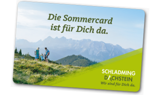 The Schladming-Dachstein Summercard